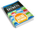 Thumbnail Social Cash Secrets PLR Ebook