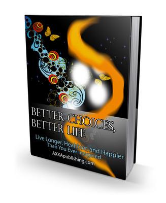 Product picture Better Choice Better Life PLR Ebook + BONUS 10 PLR Articles