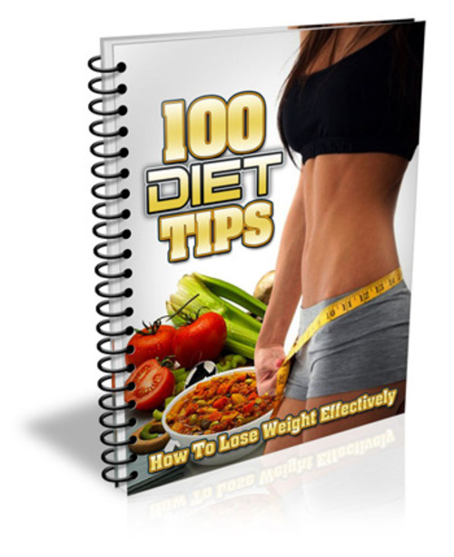 Product picture Learn 101 Simple Diet Tips To Loss Your Belly + MRR