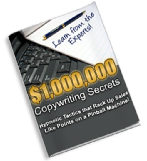 Product picture 1 Million Copywriting Secret with PLR + Bonus 25 IM Articles